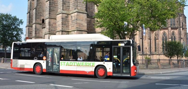 Stadtwerke Marburg Fahrkarten Tarife