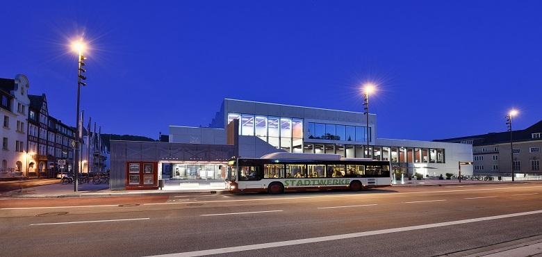Stadtwerke Marburg N8express